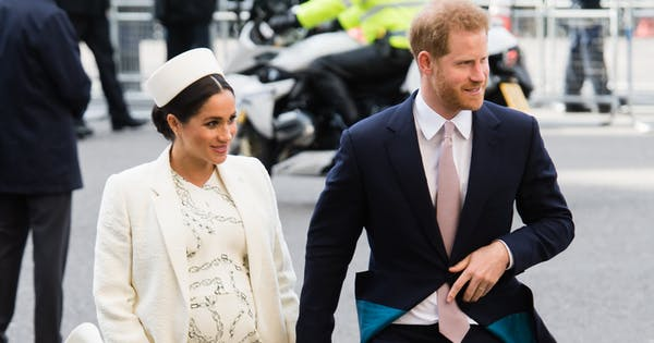 Meghan Markle & Prince Harry Will Use a Whole Different Set of Titles on Their Summer Vacation