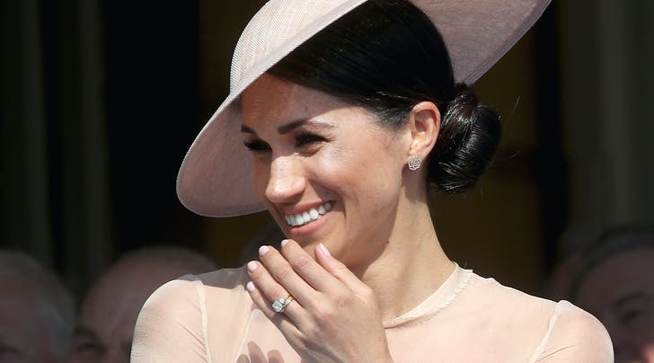 Once Upon a Time, Meghan Markle Shared Her Personal Pimm's Cup Recipe & Professed a Love of 'All Things Brit'