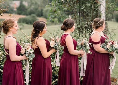 affordable bridesmaid dresses 400