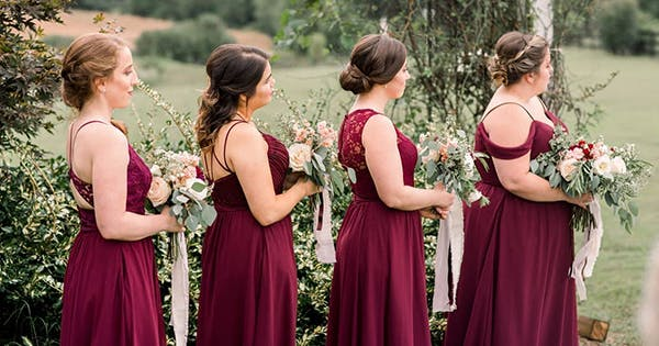 Affordable Bridesmaid Dresses: 7 Places to Shop for Gowns Your Friends Will Actually Want to Wear