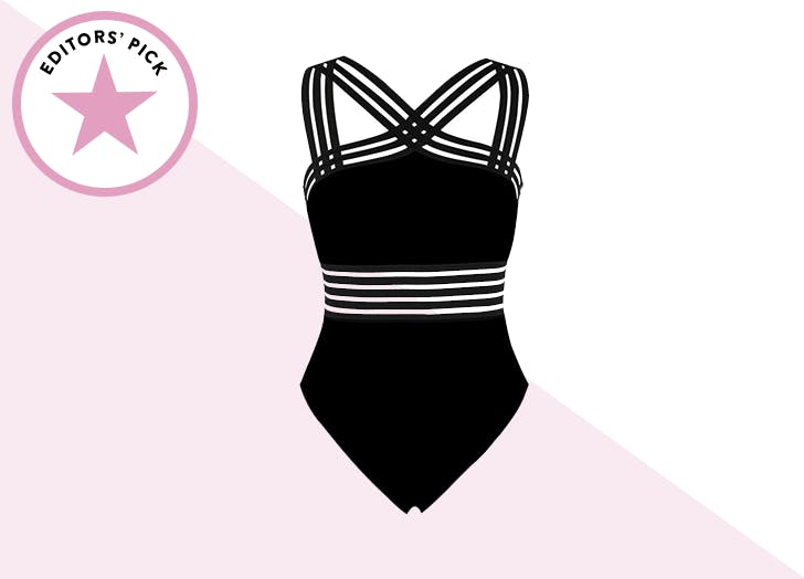 The 3 Best One-Piece Swimsuits on Amazon