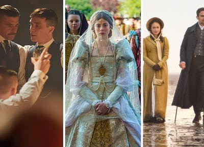 15 Best Shows to Stream If You Love BBC Period Dramas - PureWow