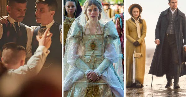 Lords & Ladies: The 15 Best Shows to Stream If You Love BBC Period Dramas