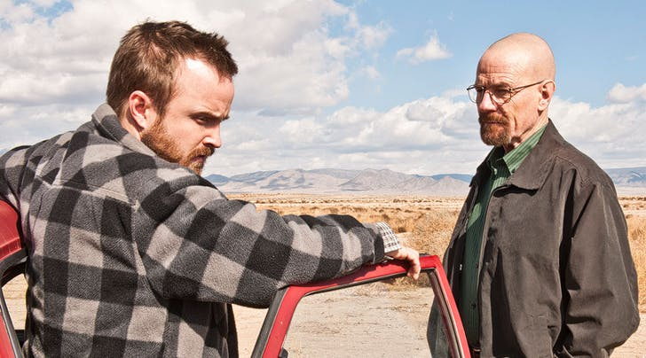 So, Uh, the 'Breaking Bad' Movie Is Already Done Filming?