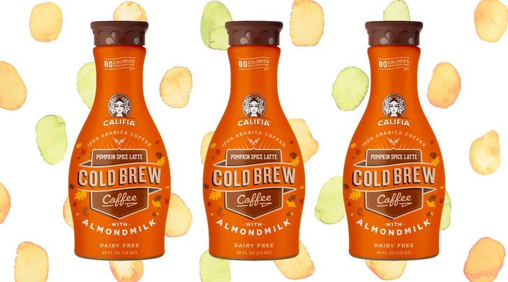 This Pumpkin Spice Cold Brew Is Already Sold Out Online...but You Can Grab It at Whole Foods
