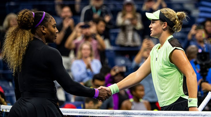 Who Is Caty McNally? The 17-Year-Old Tennis Star Gave Serena Williams a Run for Her Money at the U.S. Open