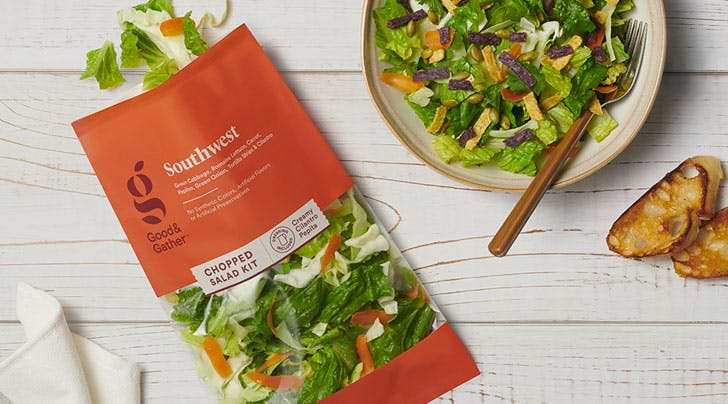 Target Just Launched Its Own Food Brand, and It Has Avocado Toast Salads (?!?)
