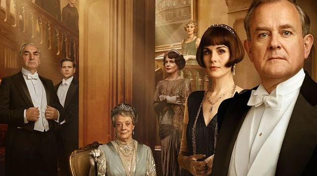 Pinkies Up: A Set of Brand-New 'Downton Abbey' Teas Just Dropped