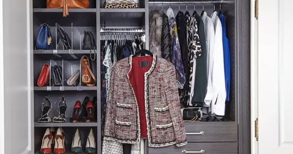 The Top 5 Closet Complaints and How to Fix Them (According to The Container Store)