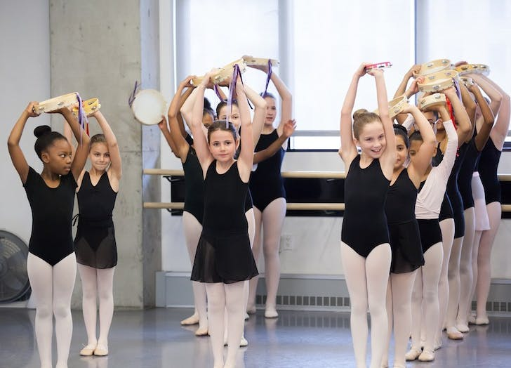 dance classes for kids nyc ballet hispanico