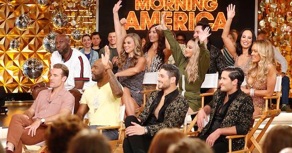 Hannah Brown, Karamo Brown & More Join Season 28 of 'Dancing with the Stars'