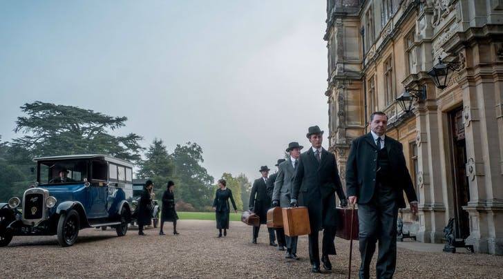 There's Now a Luxury 'Downton Abbey' Movie Tour So You Can Vacation Like the British Aristocracy