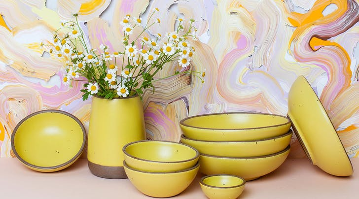East Fork Pottery Just Released a Dinnerware Collection That Will Put You in a Good Mood (But Really!)
