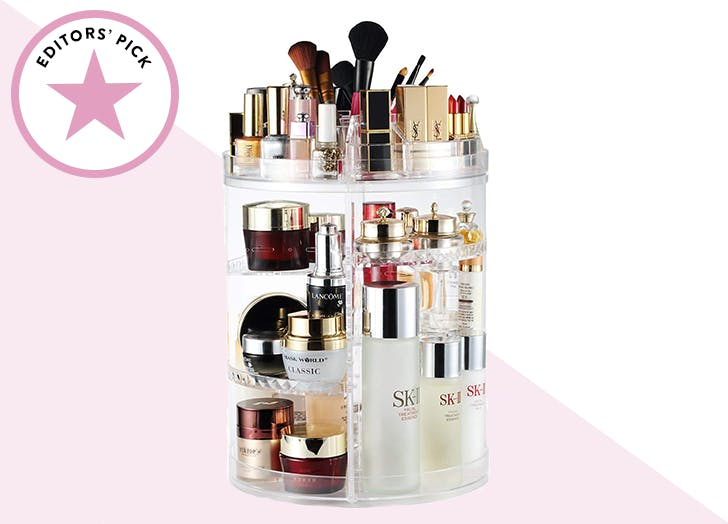 editors pick makeup organizer
