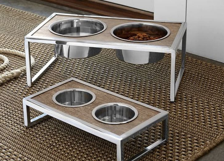 20 Elevated Dog Bowls That Are Actually