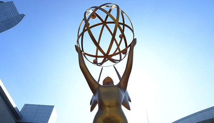 emmy awards statuette