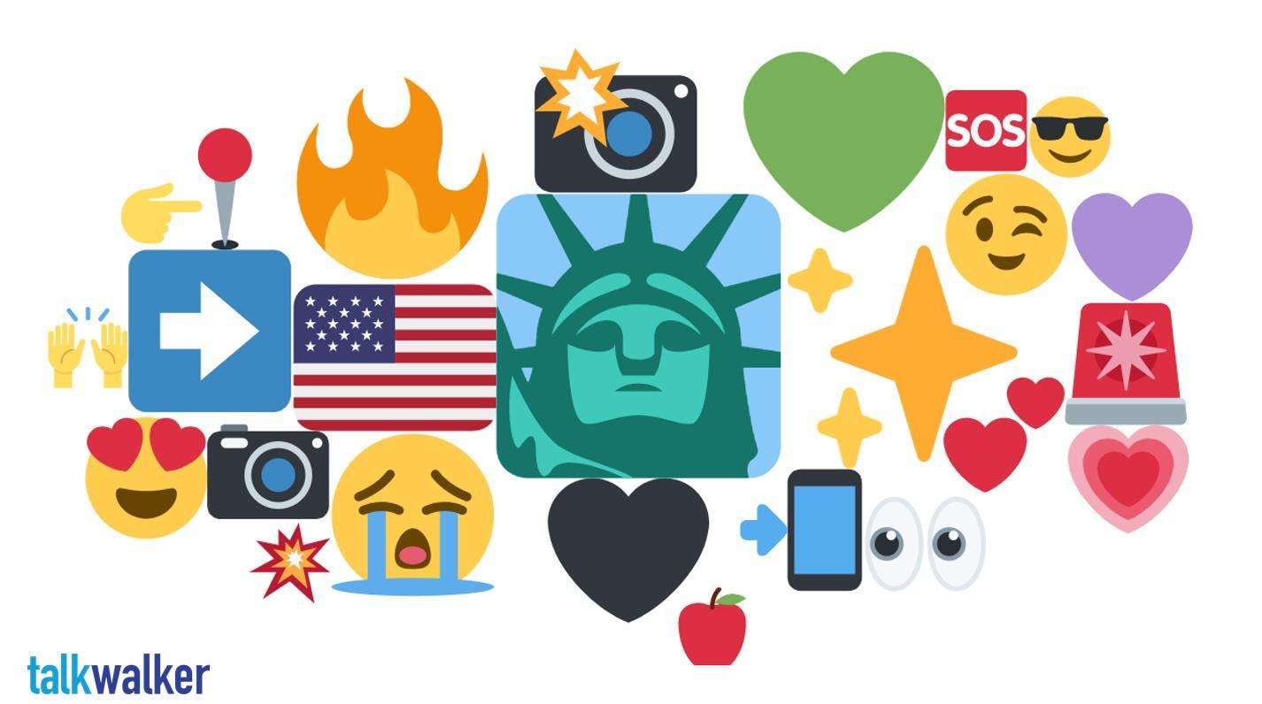 emojis new york