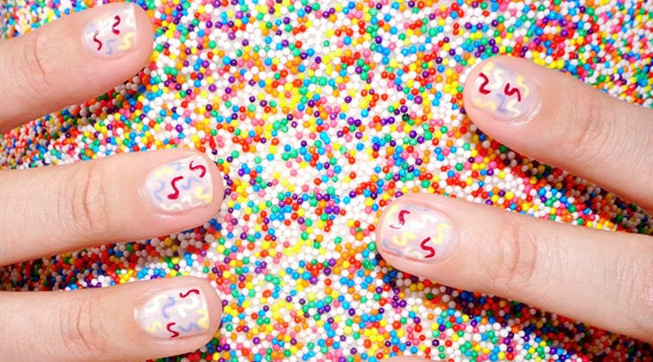 Meet the DIY Mani That's Perfect for End of Summer Festivities