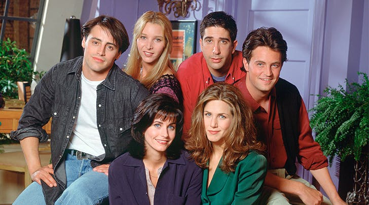 'Friends' Is Coming to Movie Theaters This Fall in Honor of Its 25th Anniversary