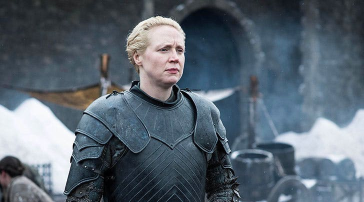 This Is Why Gwendoline Christie Says She Self-Submitted for Her 'Game of Thrones' Emmy Nomination
