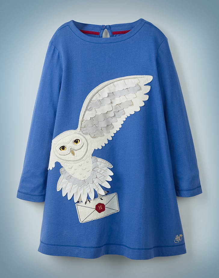 This New 'Harry Potter'-Themed Kid's Clothing Line Is Truly Magical