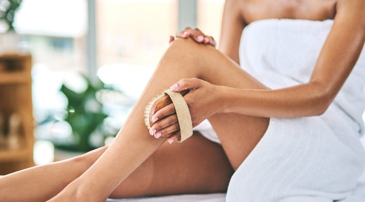 From Bumpy Arms to Scaly Legs, Here's How to Exfoliate Every Part of Your Body