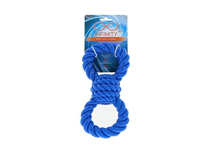 infinity dog toy chew toy