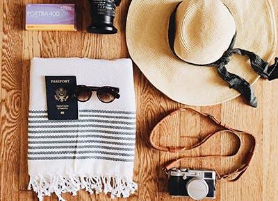 international travel packing list 400