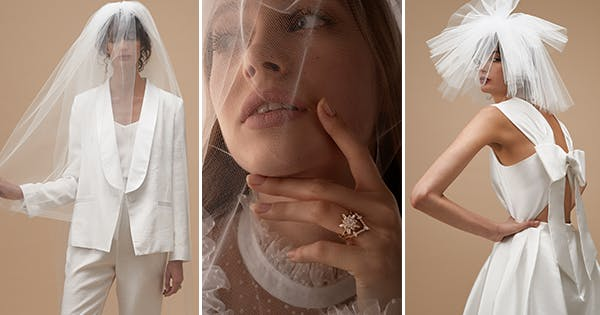 A New Zealand Designer Just Launched a Cool-Girl Bridal Collection—And Everything's Under $3K
