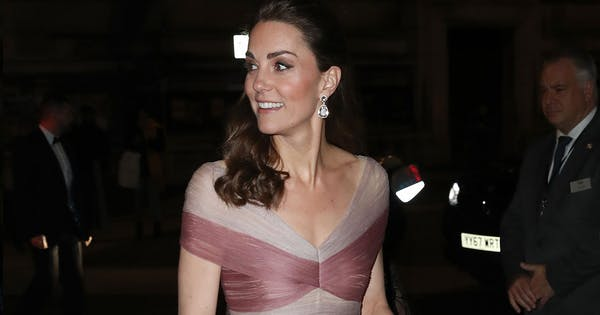 This $98 Replica of Kate Middleton's Gucci Gown Is Perfect for Every Fall Wedding