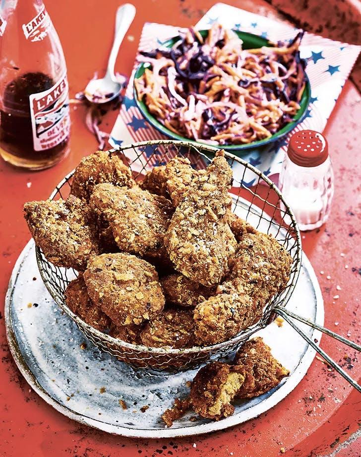 kentucky fried chicken vegan kids recipes
