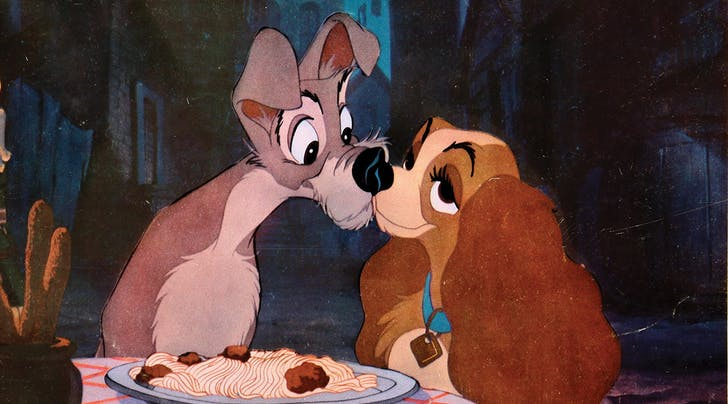The Canine Cast Of Lady The Tramp Purewow