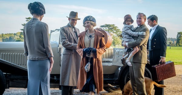 Michelle Dockery Says 'Downton Abbey' Is 'Grander' than Ever Before in Brand-New Featurette