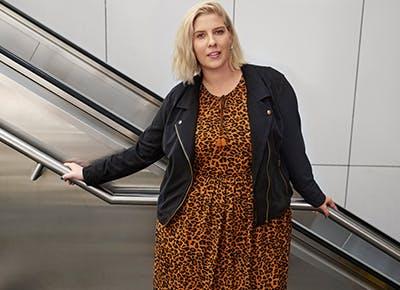 leopard print dress hero