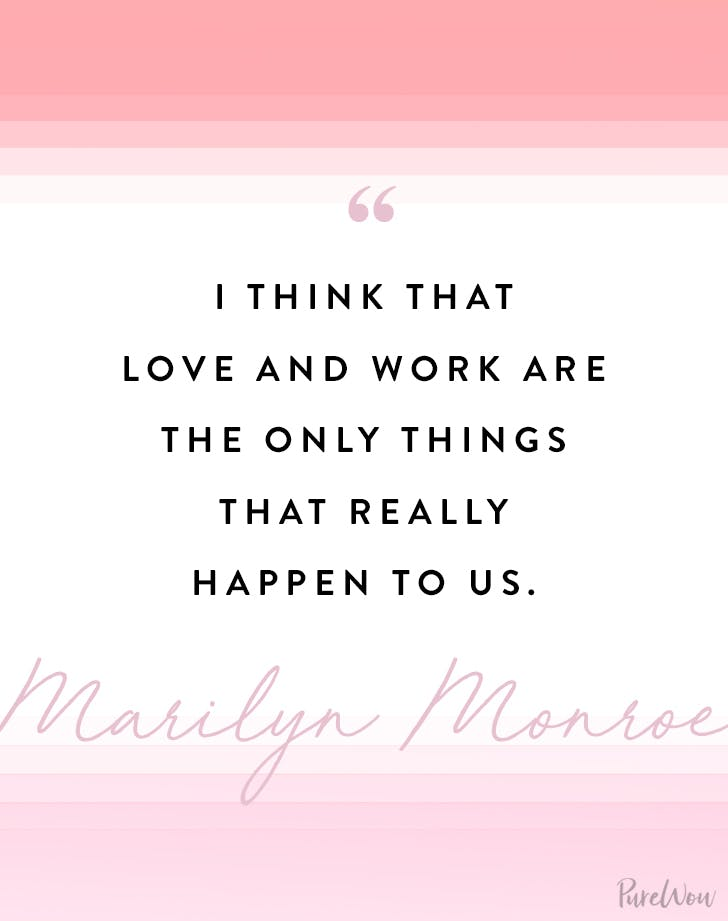 marilyn monroe quotes love 1