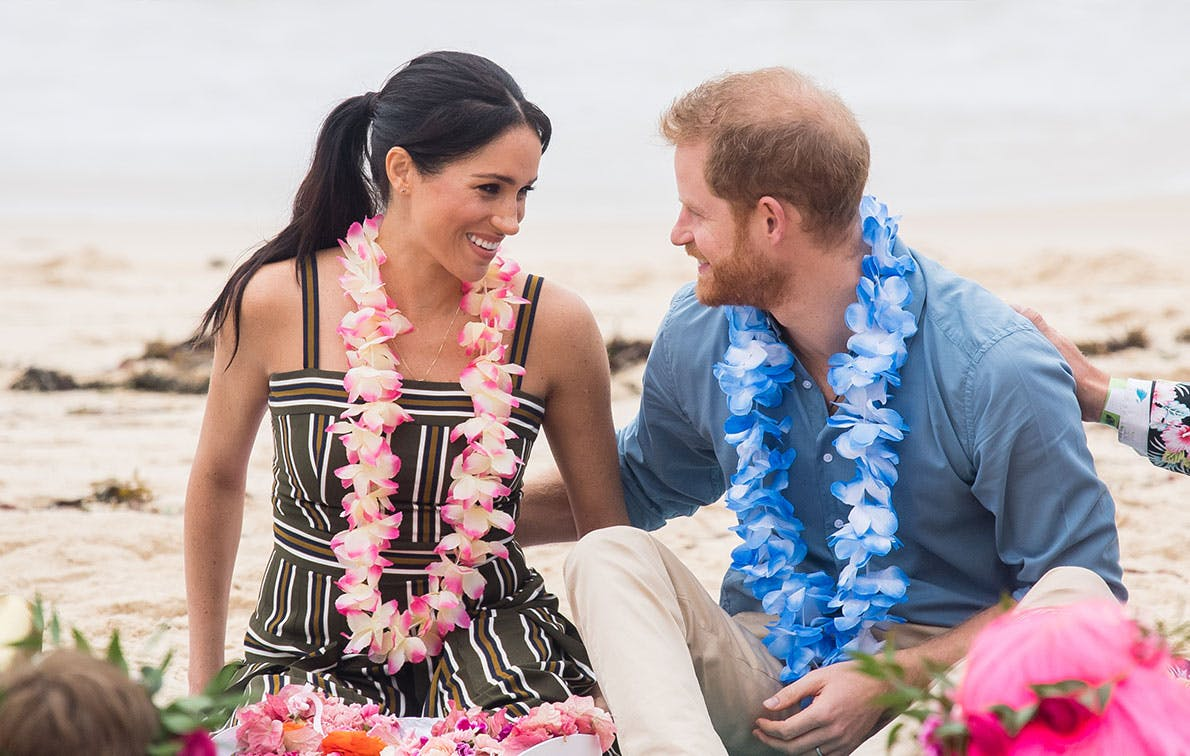 royal news roundup meghan markle and prince harry s spanish vacay queen elizabeth s emojis more royal news roundup meghan markle and