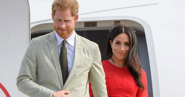 Meghan Markle and Prince Harry Just Took Baby Archie on His Second Beach Vacation