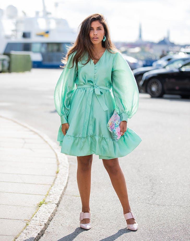 mint green dress2