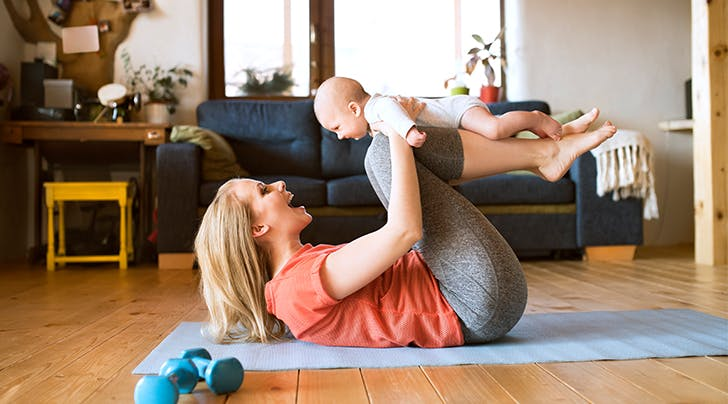 Postpartum Exercise: 6 Things You Need to Know