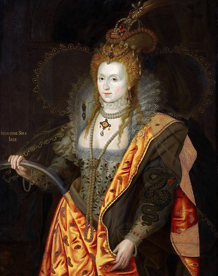 Queen Elizabeth I Has Only 1 Surviving Dress & It's Going on Display This Fall