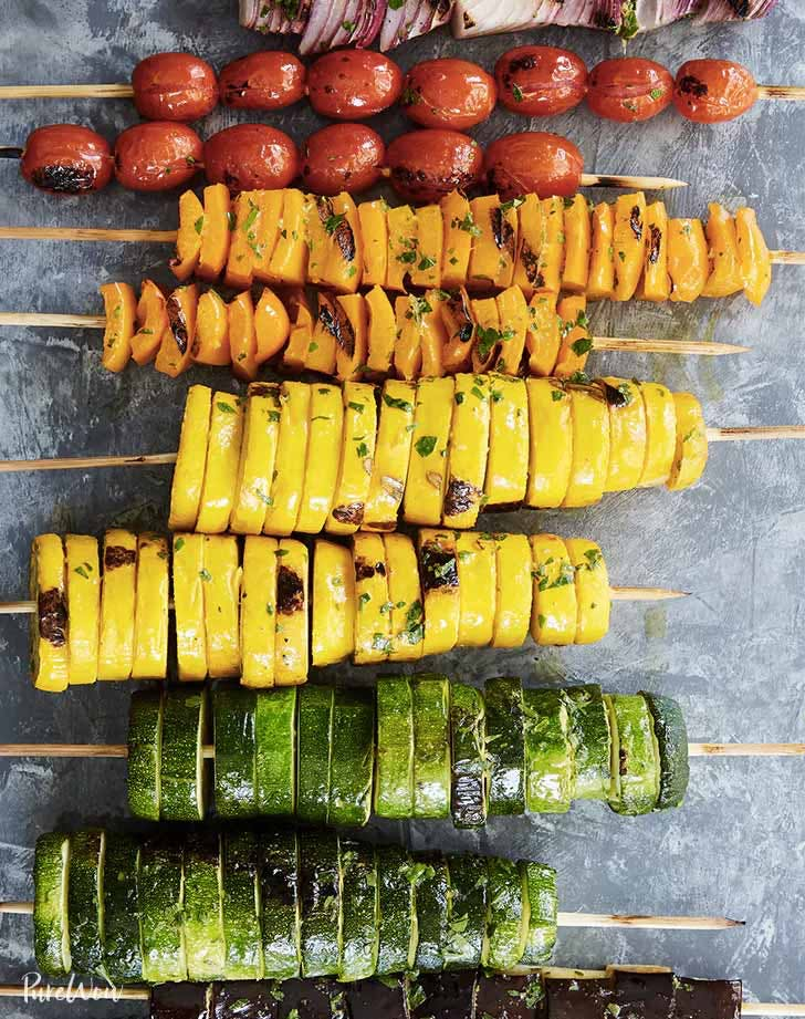 18 Grilled Vegetable Recipes for All That Summer Produce