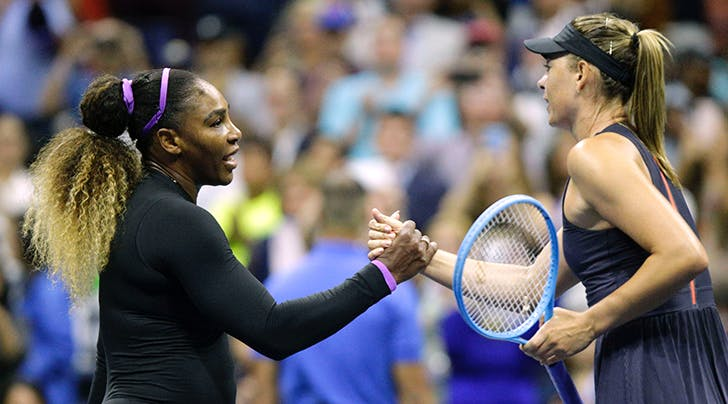 Serena Williams Reigns Victorious Over Maria Sharapova at the U.S. Open
