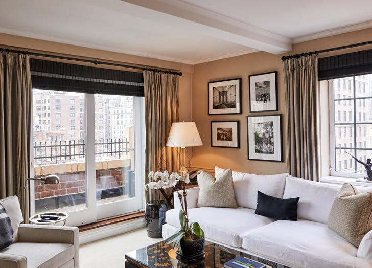 staycations nyc upper east side the lowell