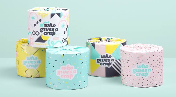 Toilet Paper Subscriptions Are a Thing Now (& the Rolls Are Super Instagrammable)