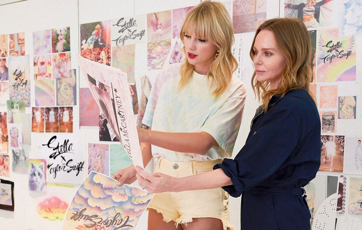 Taylor Swift is Collaborating on a Clothing Line With One of Meghan Markle's Friends