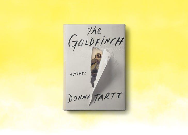 the goldfinch donna tartt