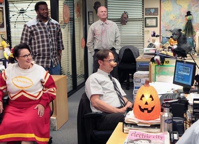 5 The Office Halloween Episodes Ranked Purewow