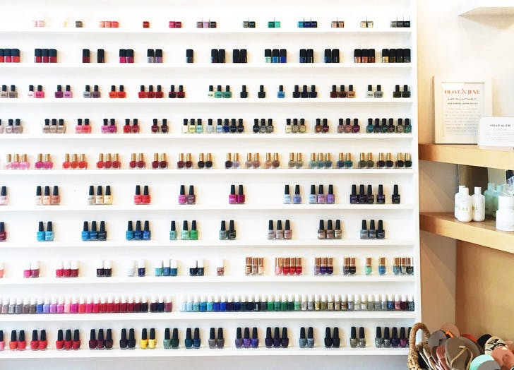 ways youre annoying your manicurist mani wall