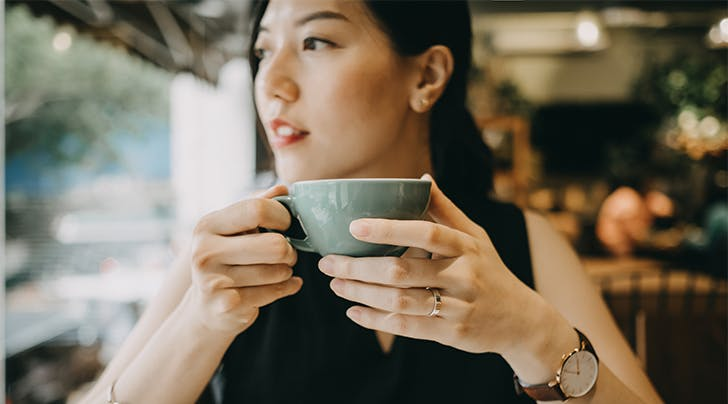 Why You Shouldn't Drink Coffee on an Empty Stomach, According to a Nutritionist