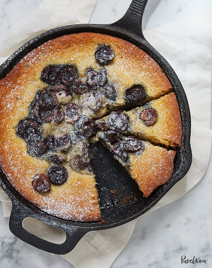 12 Easy Skillet Desserts, Because You Love Baking but Hate Cleaning